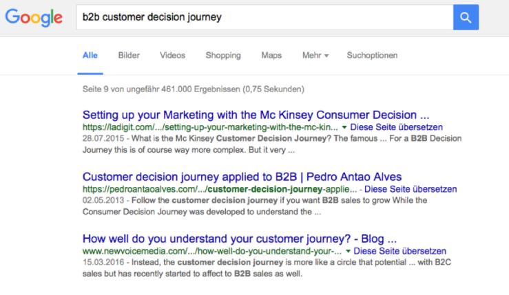 Ladigit Digital Marketing is still hidden on page 9 of the google results
